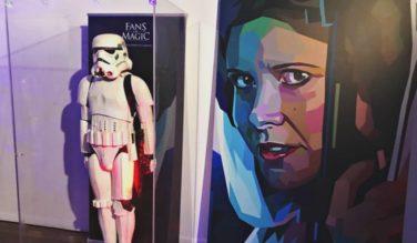 Málaga acoge la exposición de Star Wars más importante de Europa